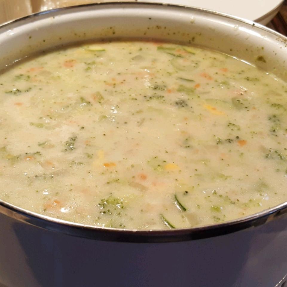 Best Cheesy Broccoli Soup Jazz1667