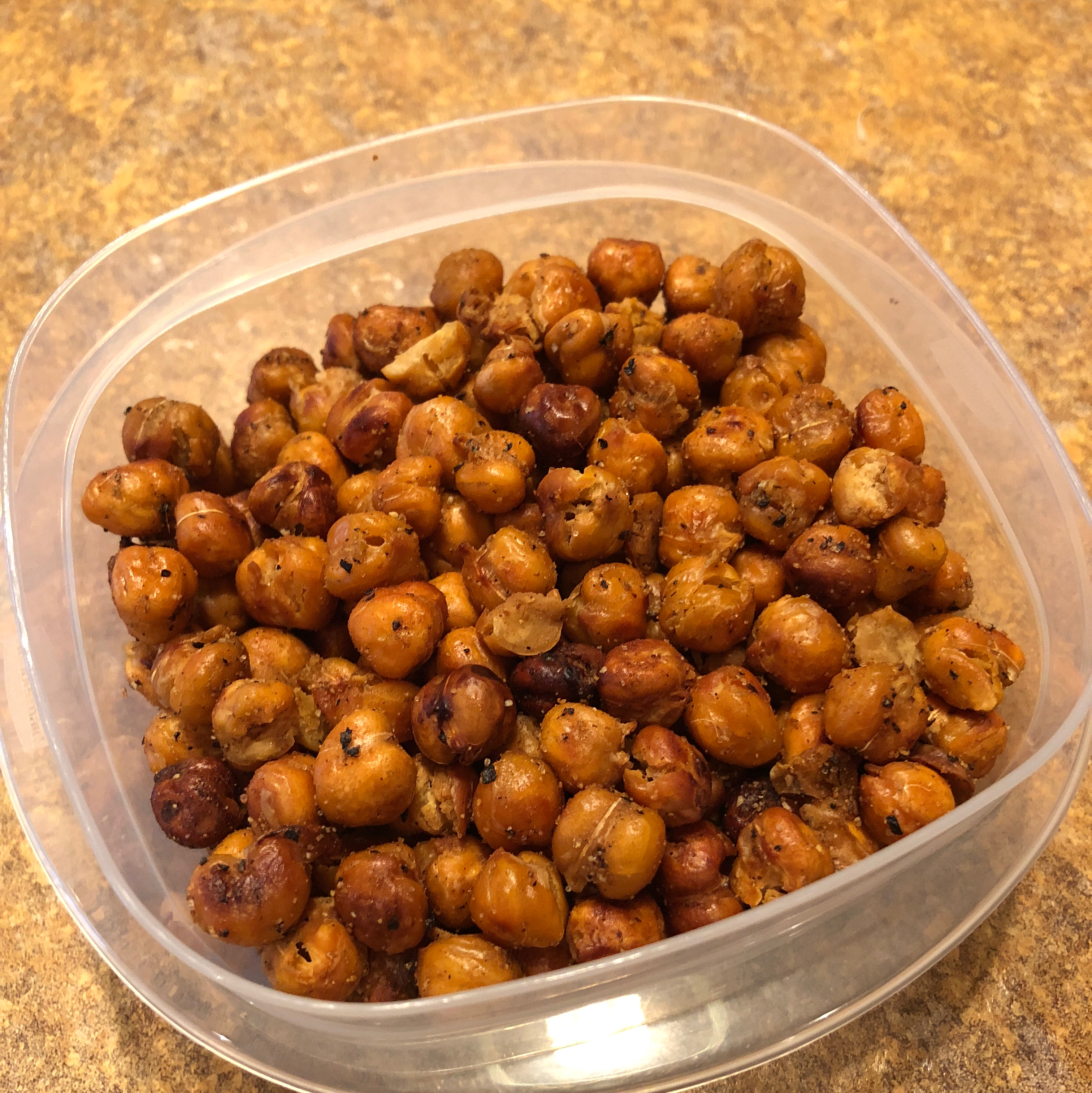 The Best Dry-Roasted Chickpea Recipe Brenda