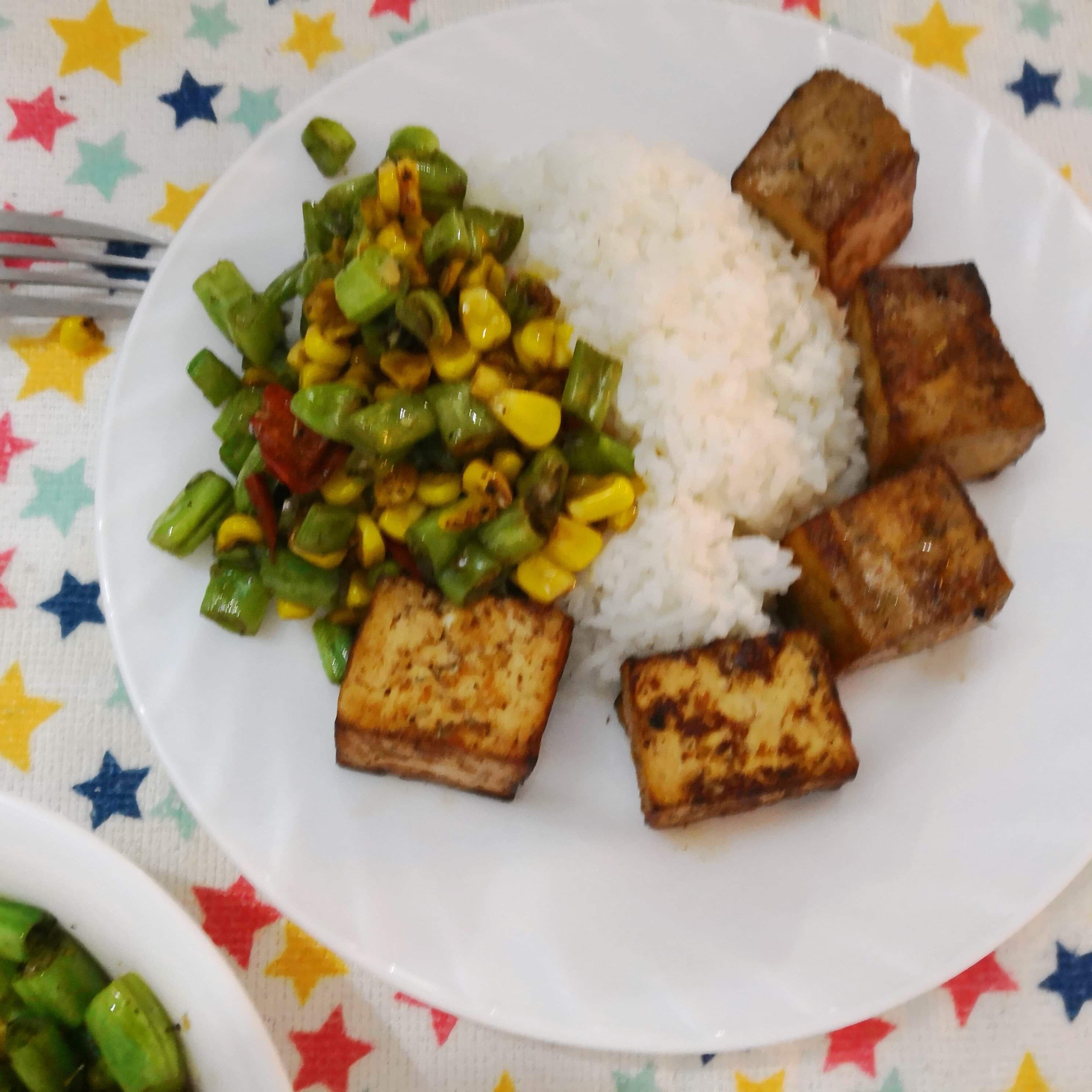 Perfect Grilled Tofu