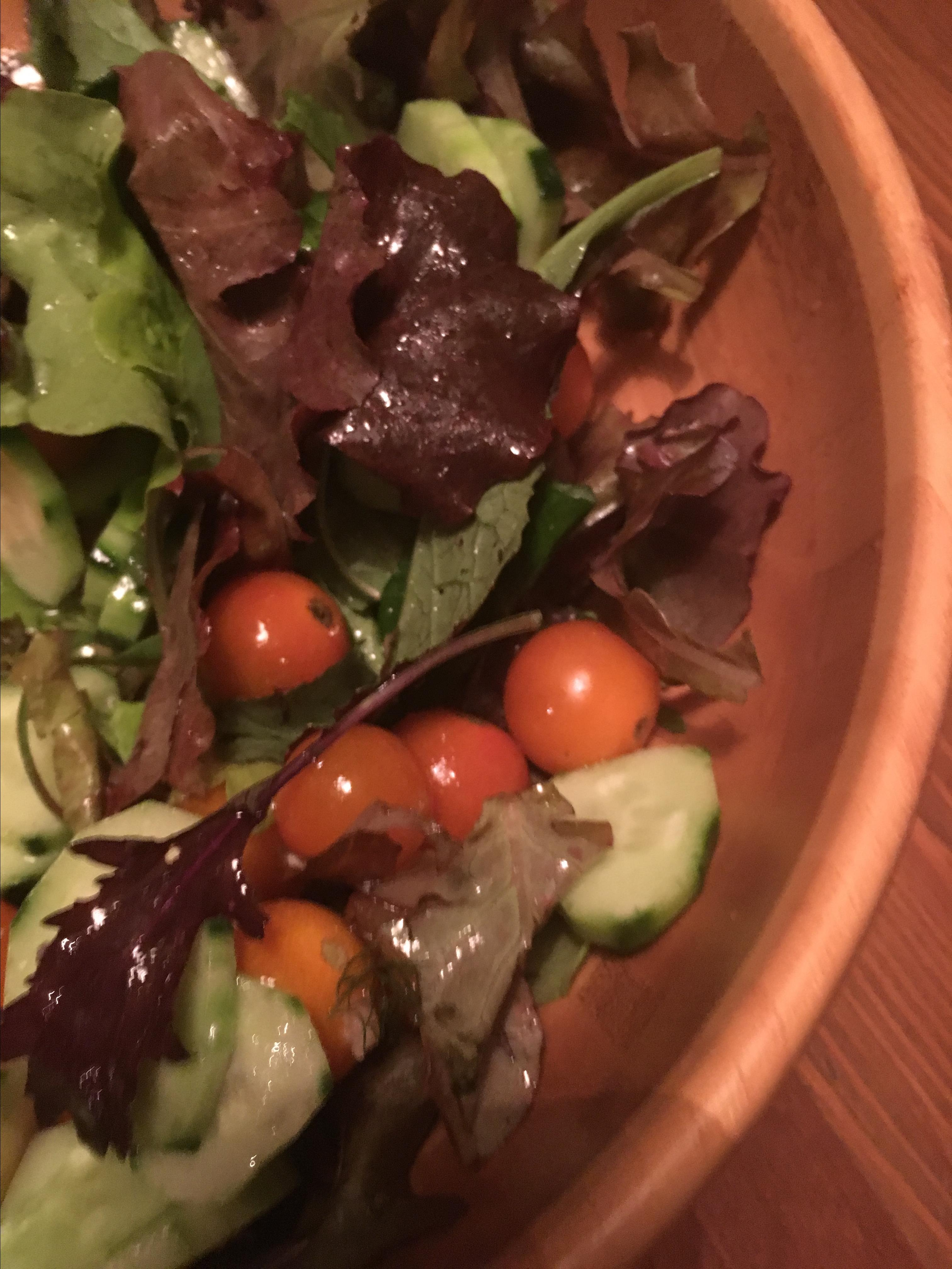 Quick and Easy Salad Dressing barbara