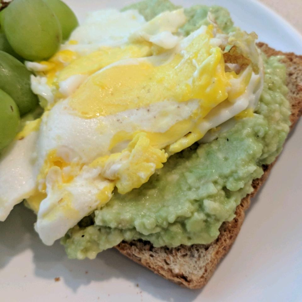 Avocado Toast (Vegan) Mary Zink