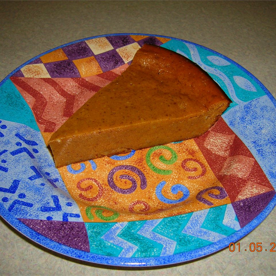 Impossible Pumpkin Pie I ANITAL