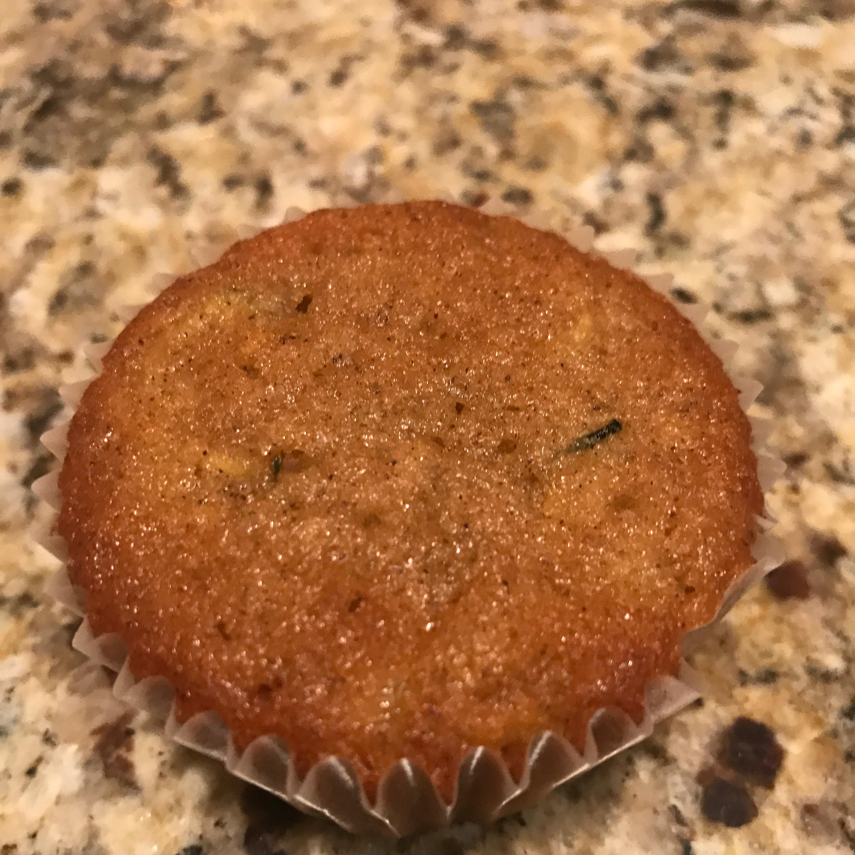 Pineapple Zucchini Muffins