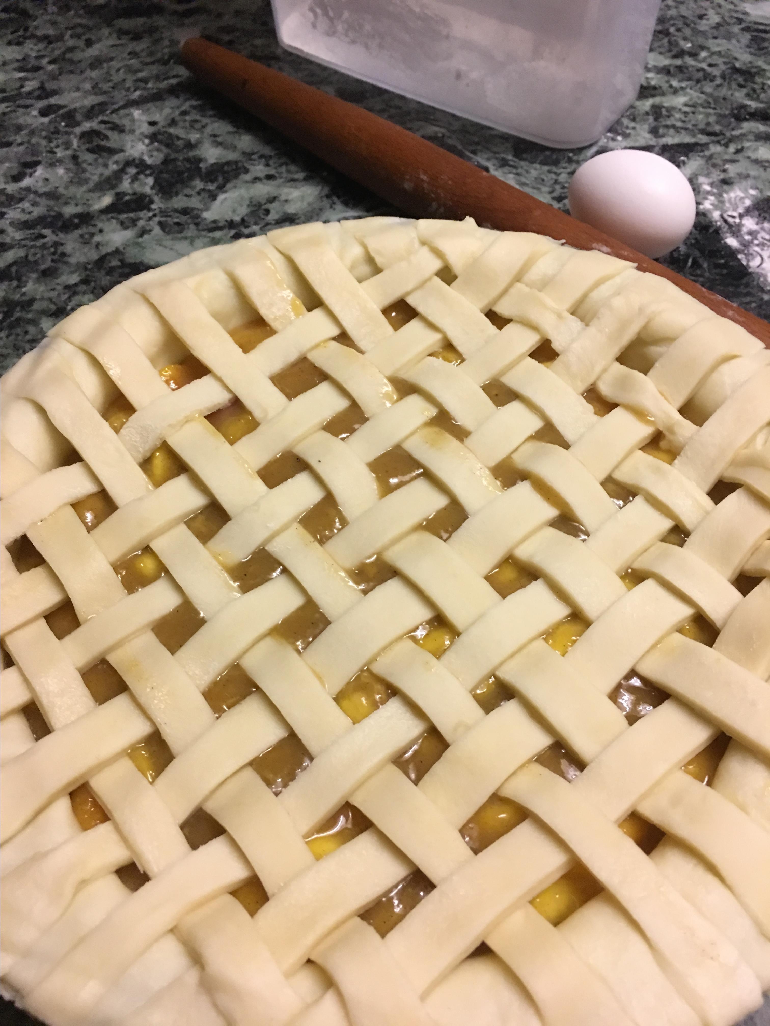 Chef John's Peach Pie Andrea