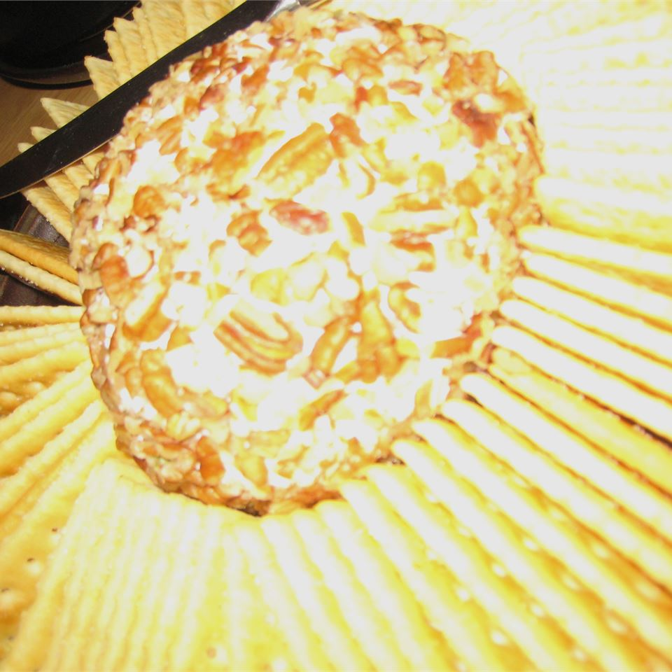 Ruth's Roquefort Cheese Ball Kalex