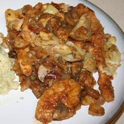 Chicken Piccata III Erin