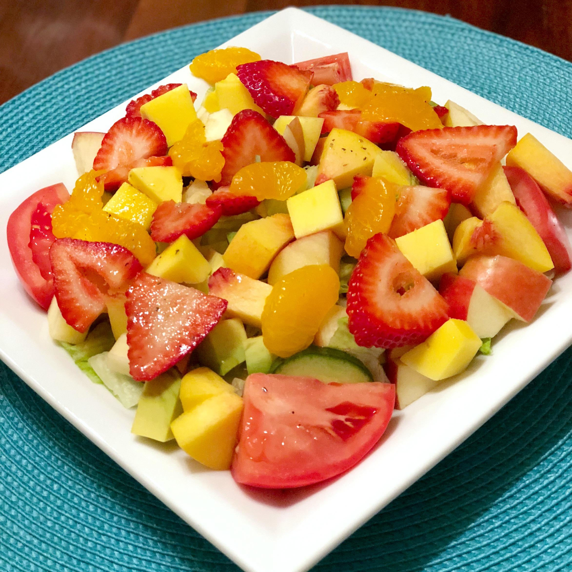 Scrumptious Breakfast Salad