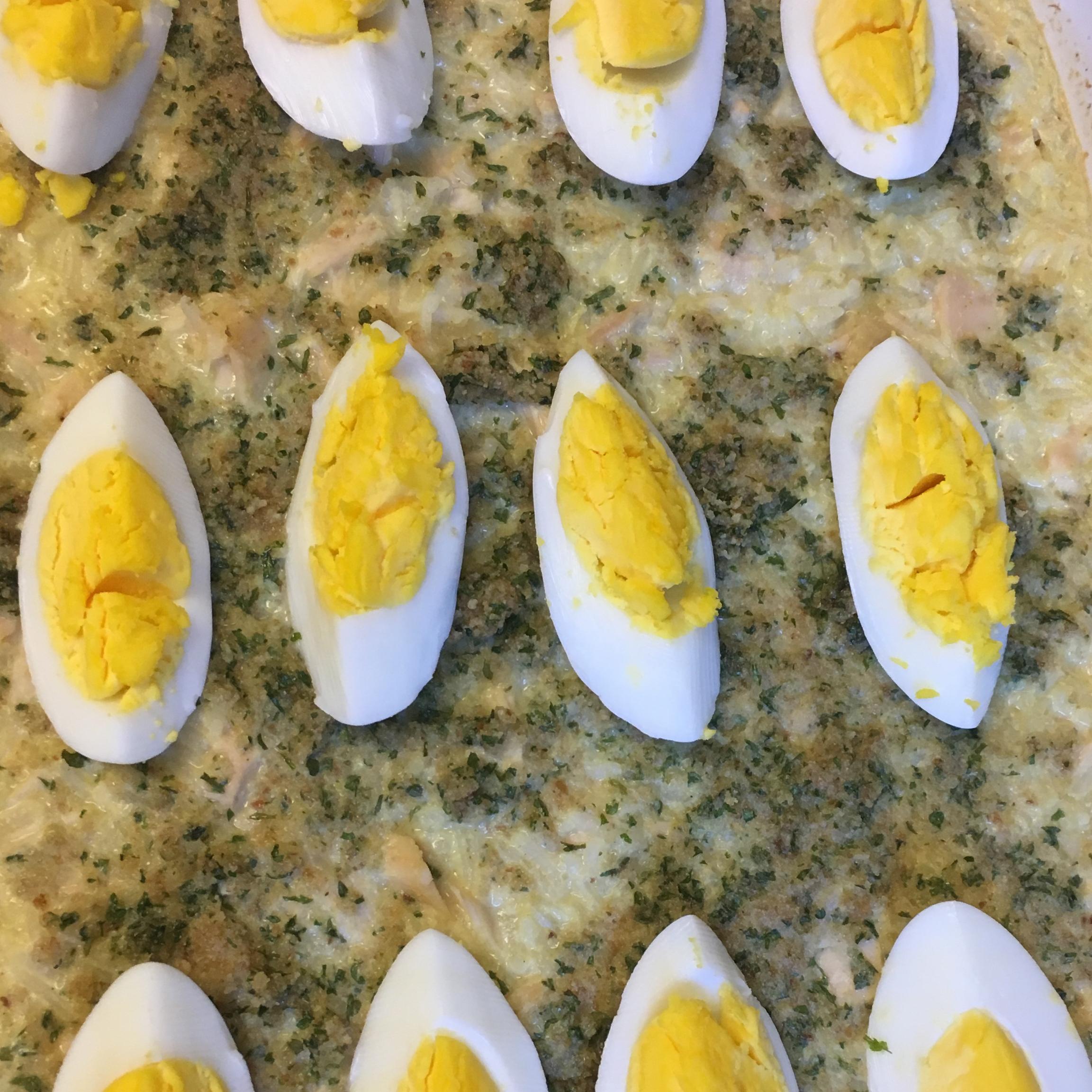 Curry Tuna and Rice Casserole Miekel McLaren Henderson