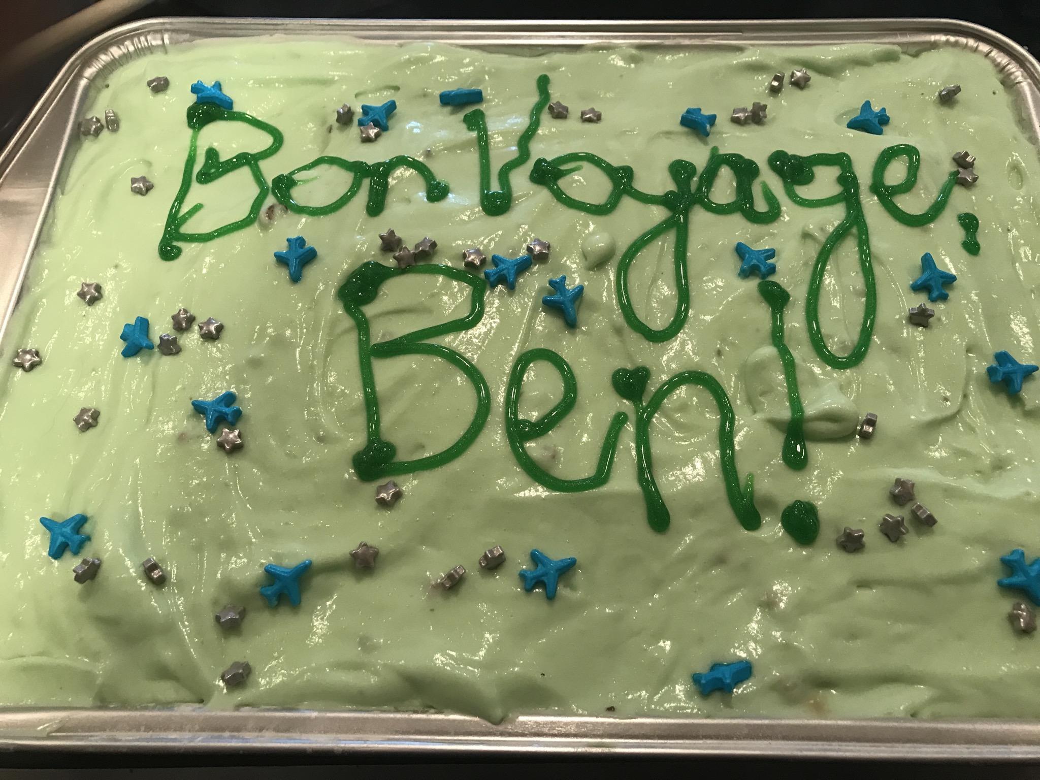 Watergate Cake IV awynhaus