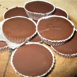 Chocolate Peanut Butter Cups Larissa Smith