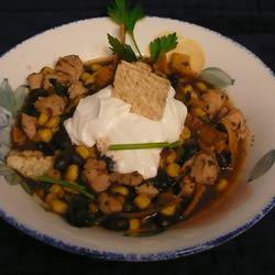 Chicken Tortilla Soup IV Meagan