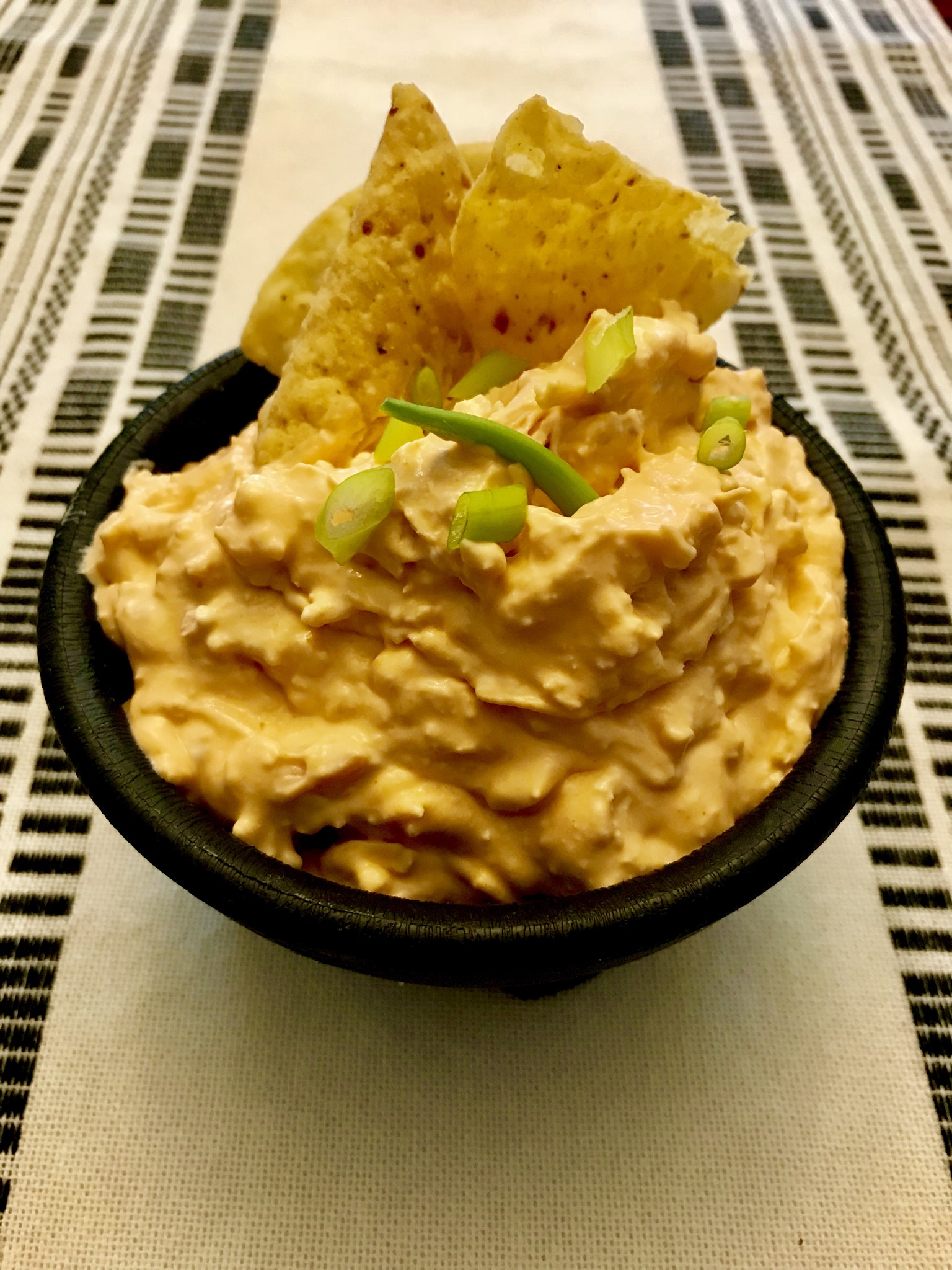 Quick and Easy Buffalo Chicken Dip