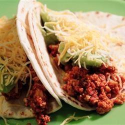 Tofu Tacos I Kelly