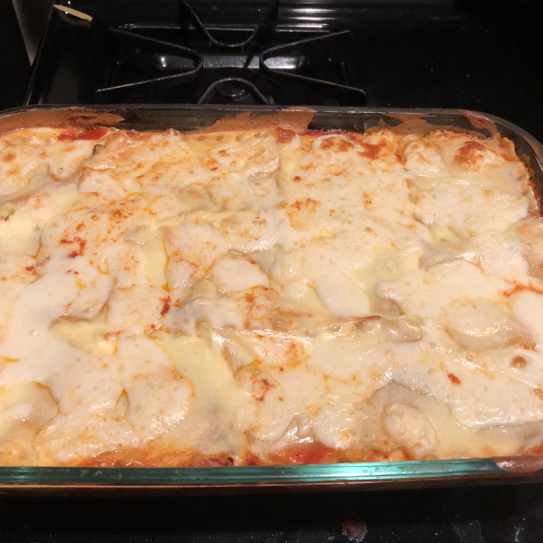 Linda's Lasagna Diana Colin