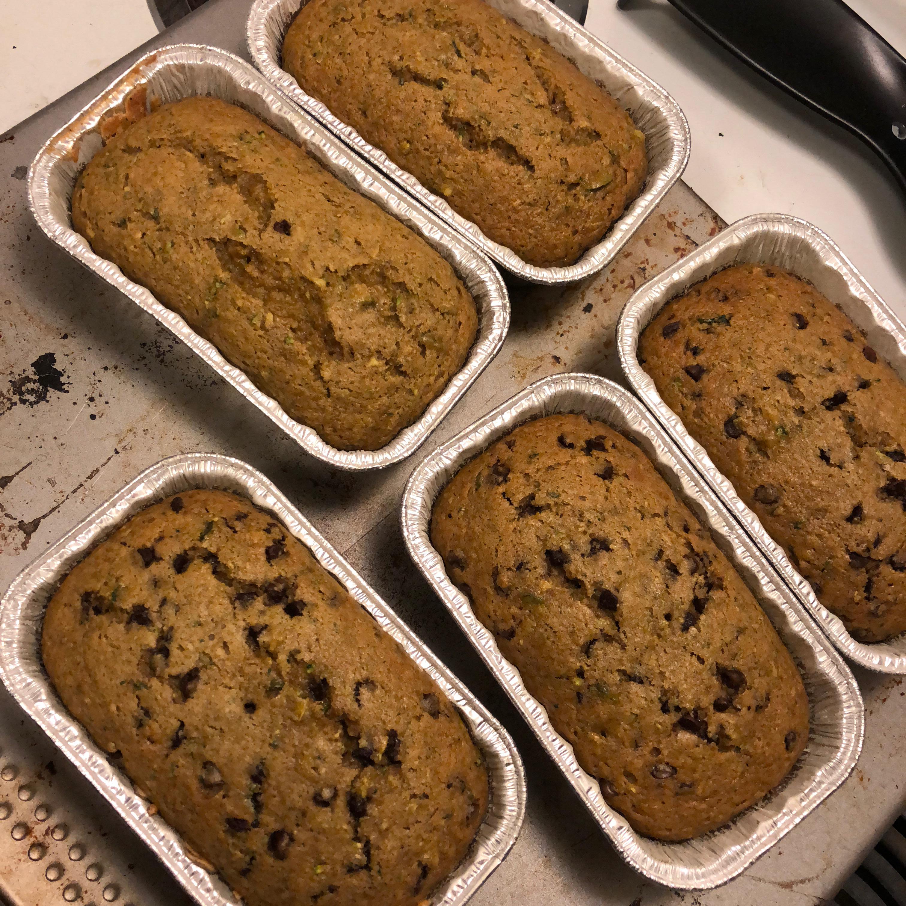 Pumpkin Zucchini Bread/ Cake Nicole Steed