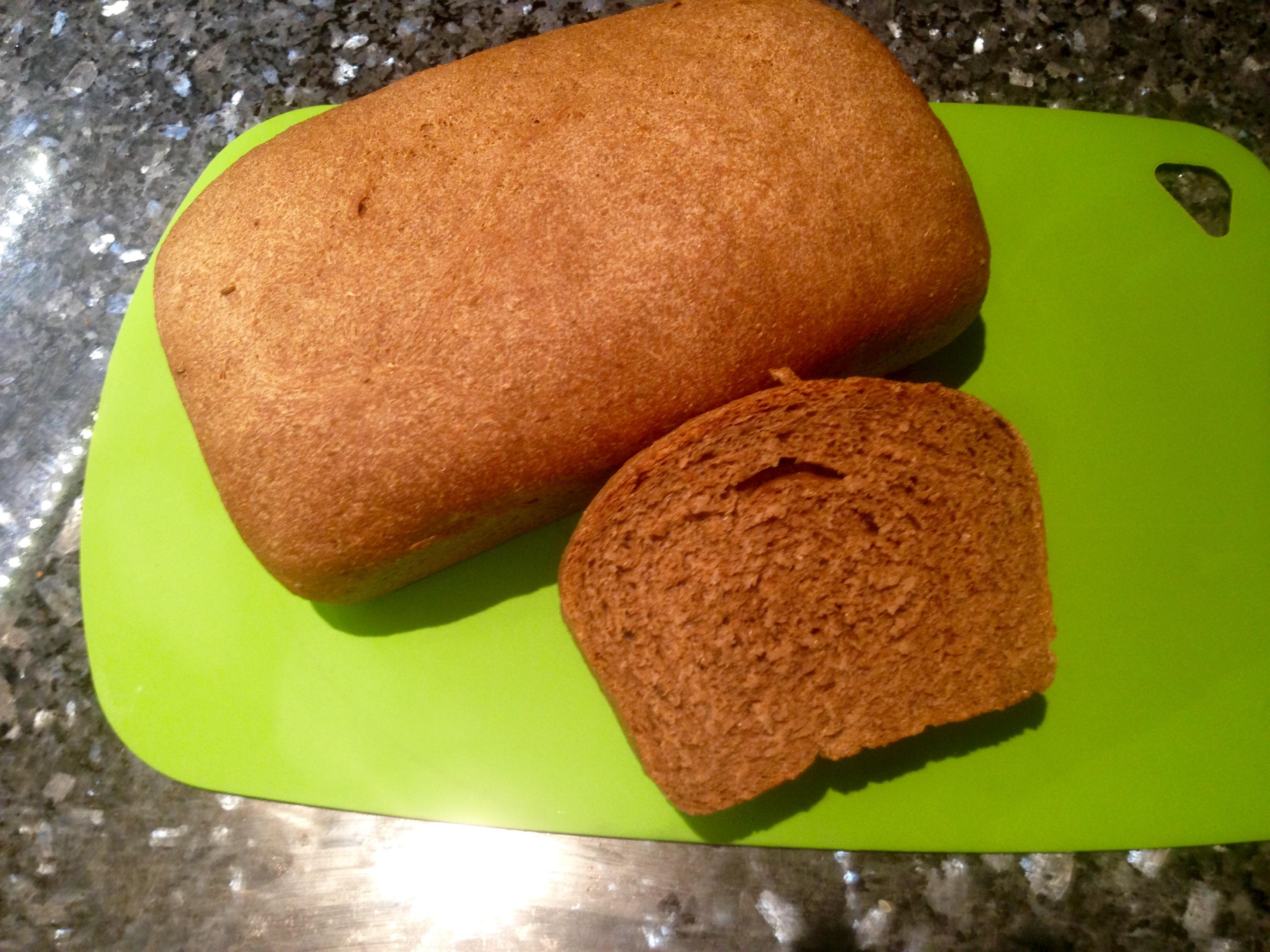 Pumpernickel Rye Bread Issa Onthego