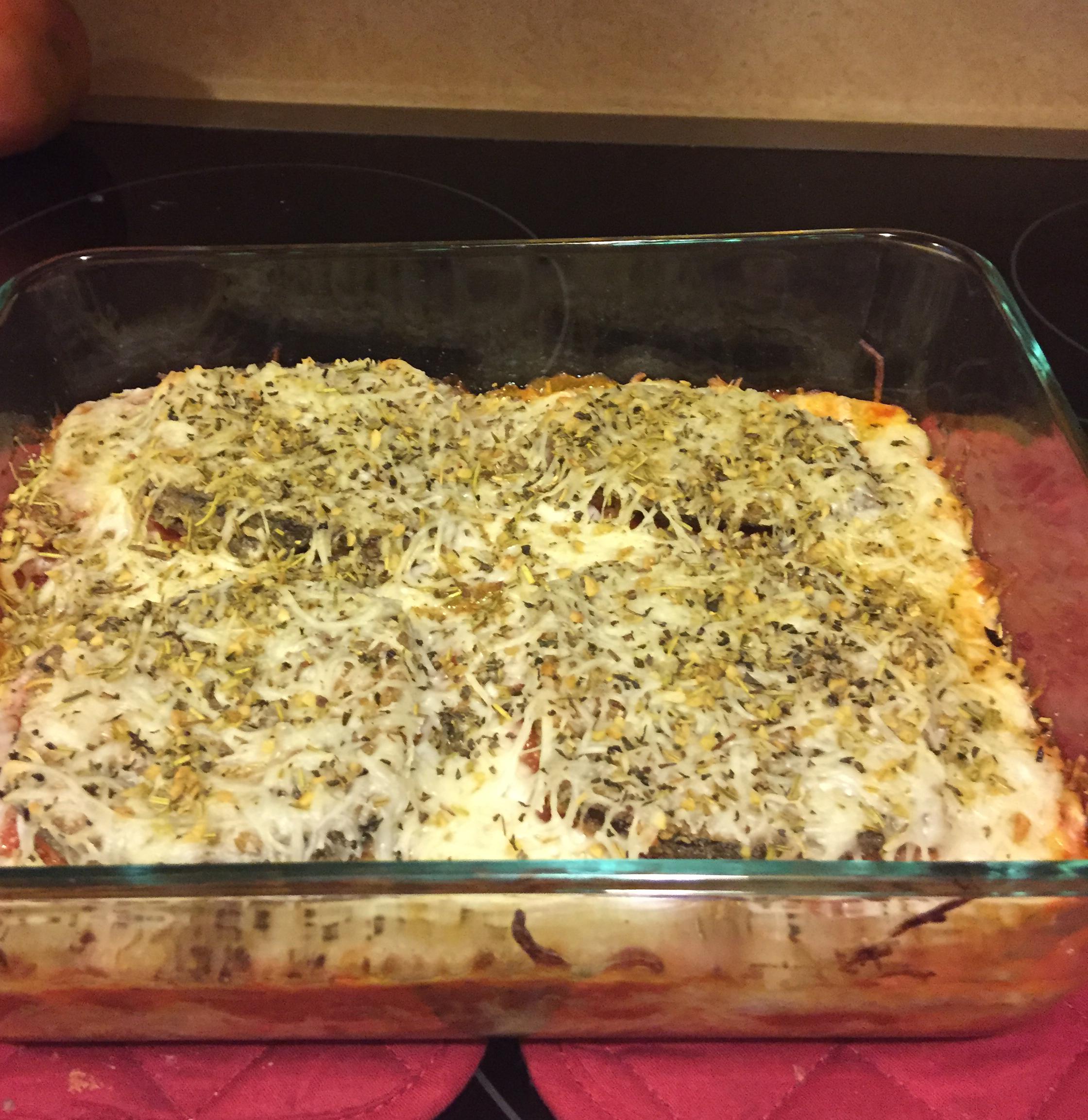 Eggplant Parmesan - Gluten-Free kathicm303