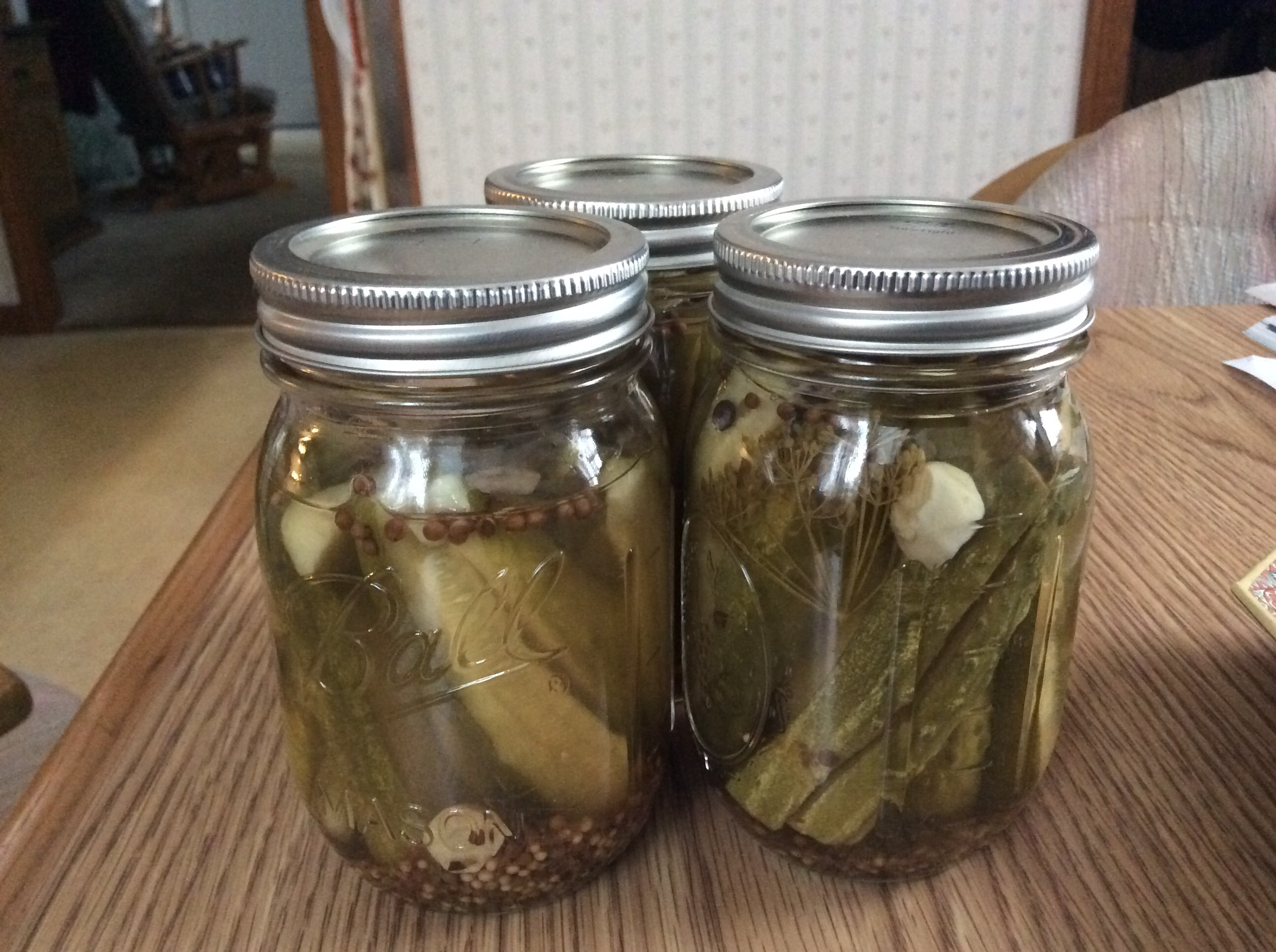 Pop's Dill Pickles