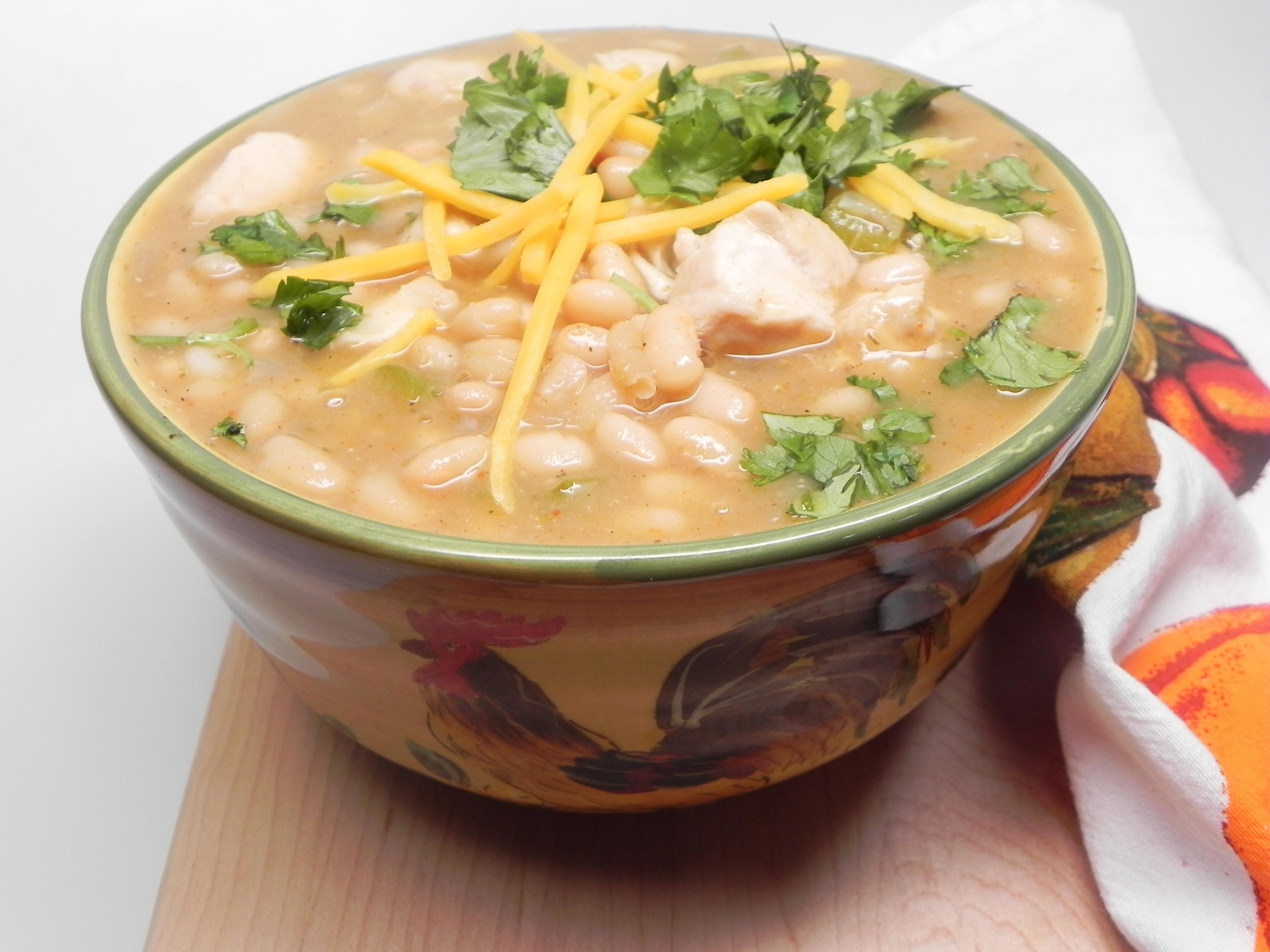 Chicken And Two Bean Chili Recipe Allrecipes