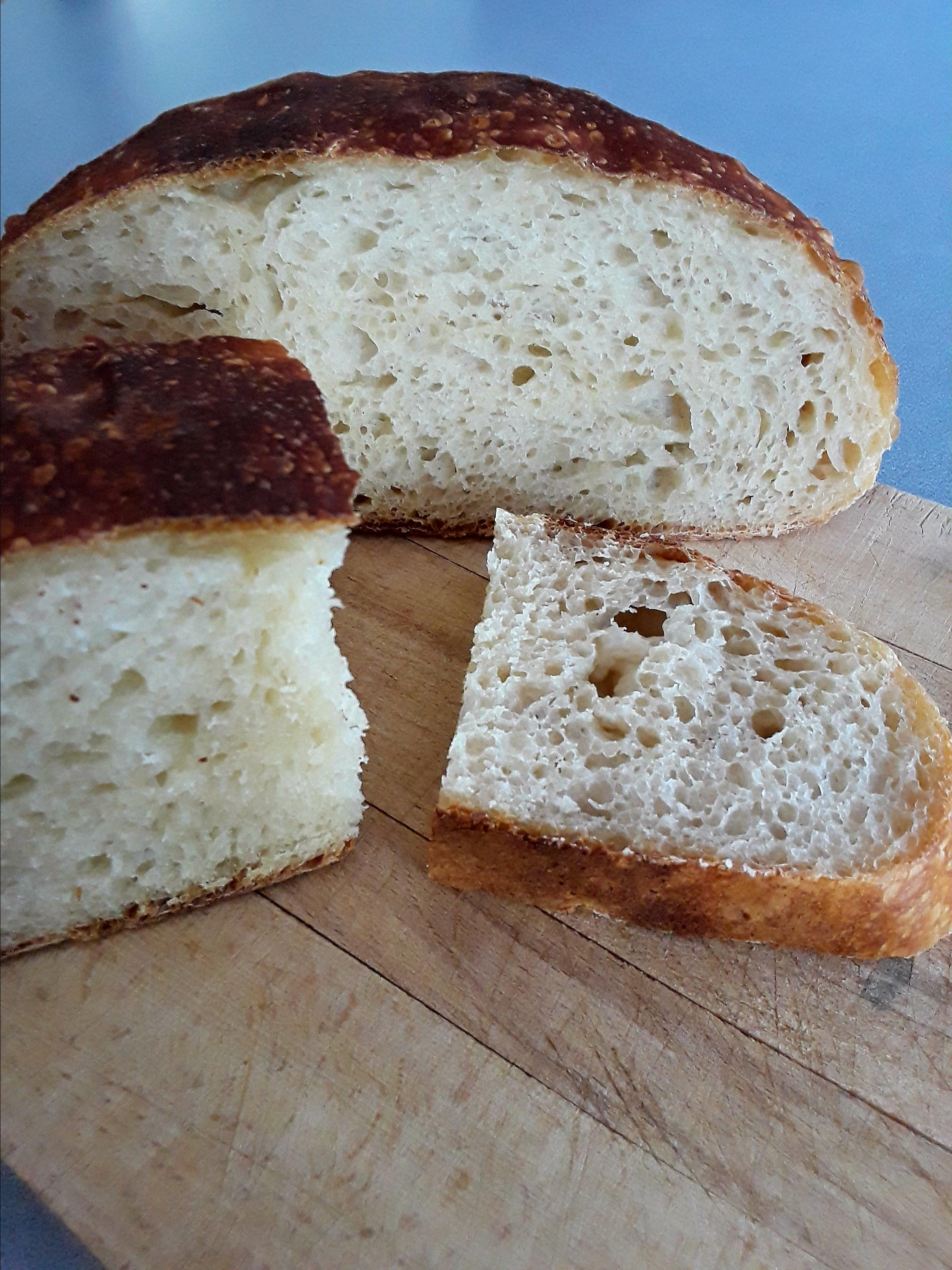 Chef John's Sourdough Bread Bill