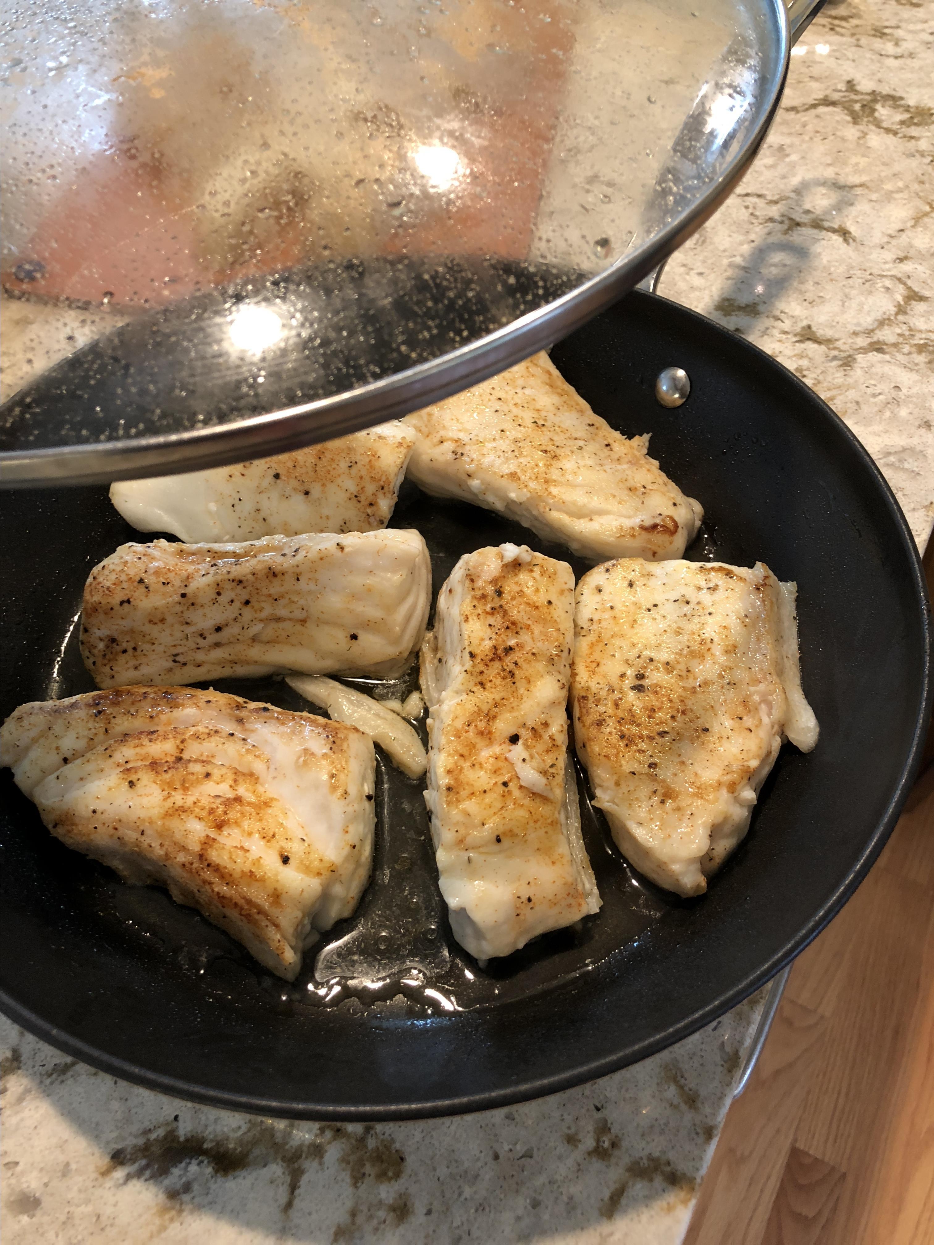 Mediterranean Seafood Medley Edward Carmody