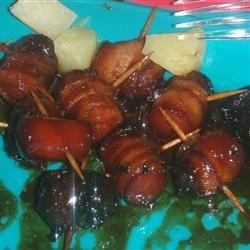 Sweet Bacon Dogs Cristina
