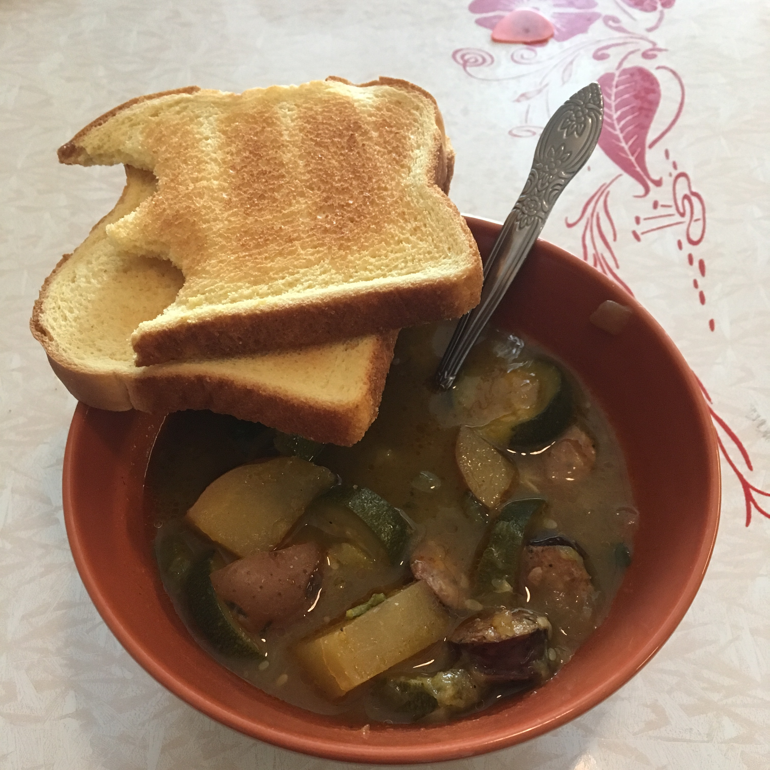 Chef John's Sausage, Zucchini, and Potato Stew hildy