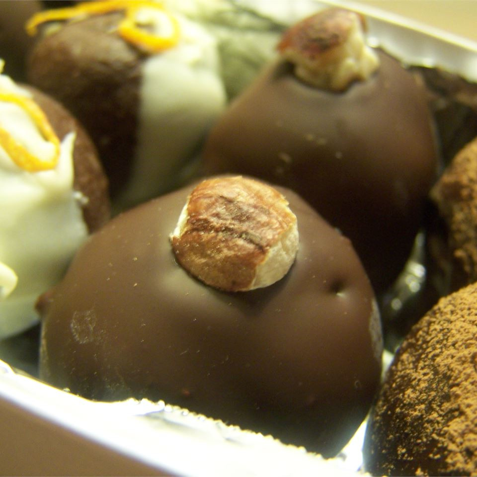 Easy Decadent Truffles