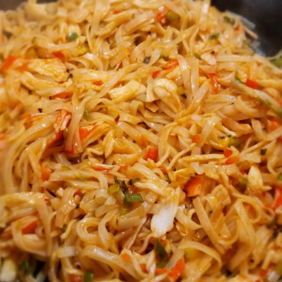 Creole Crab Noodles Steve Capie