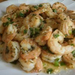 Shrimp Verde