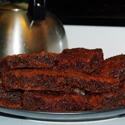 Deep Dish Brownies Kaeli L