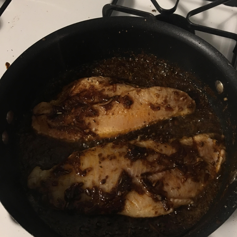 Shelli's Lemon Pepper Catfish