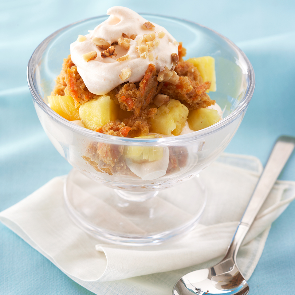 Carrot Cake Parfaits Trusted Brands