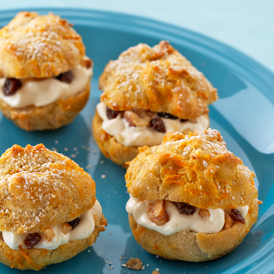 Carrot Cream Puffs Allrecipes Trusted Brands