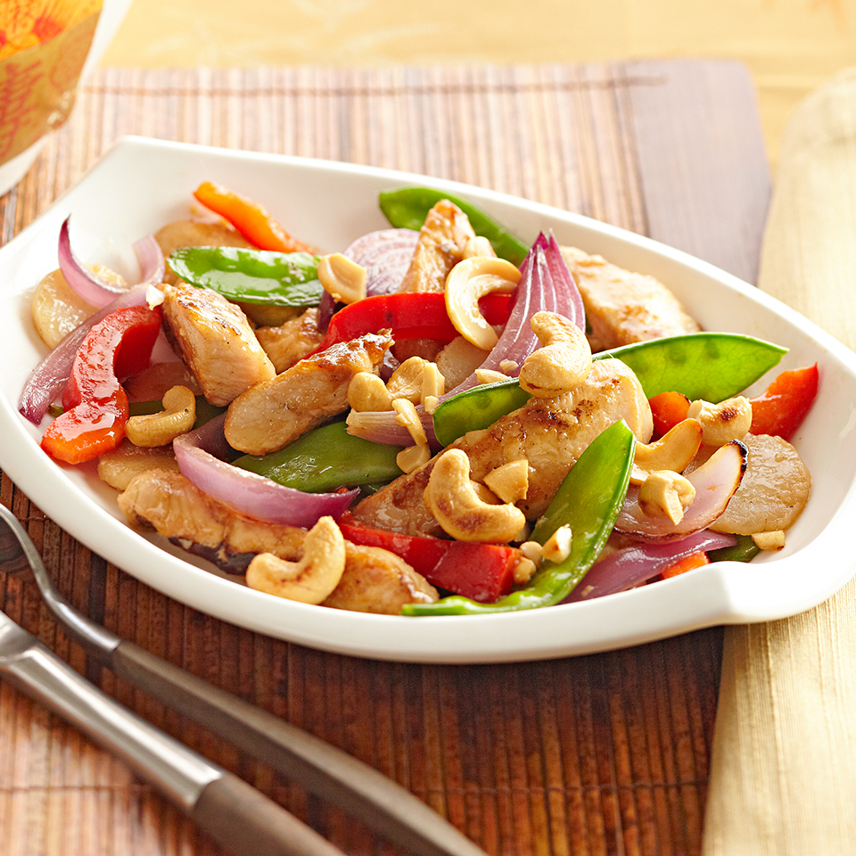 Cashew Chicken Allrecipes Trusted Brands