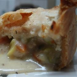 Chicken Pot Pie III