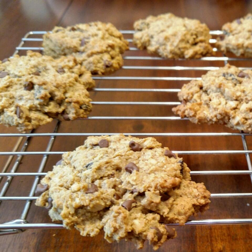 Hearty Breakfast Cookies Nancy