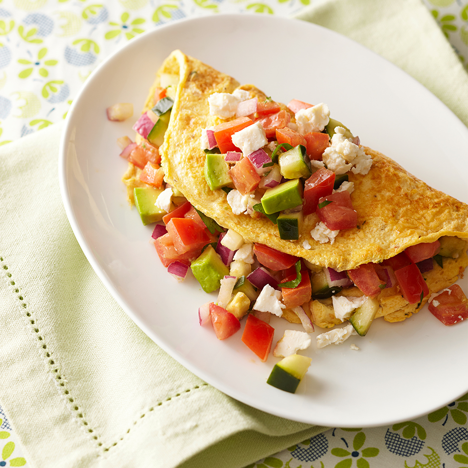 Garden-Fresh Omelets Allrecipes Trusted Brands
