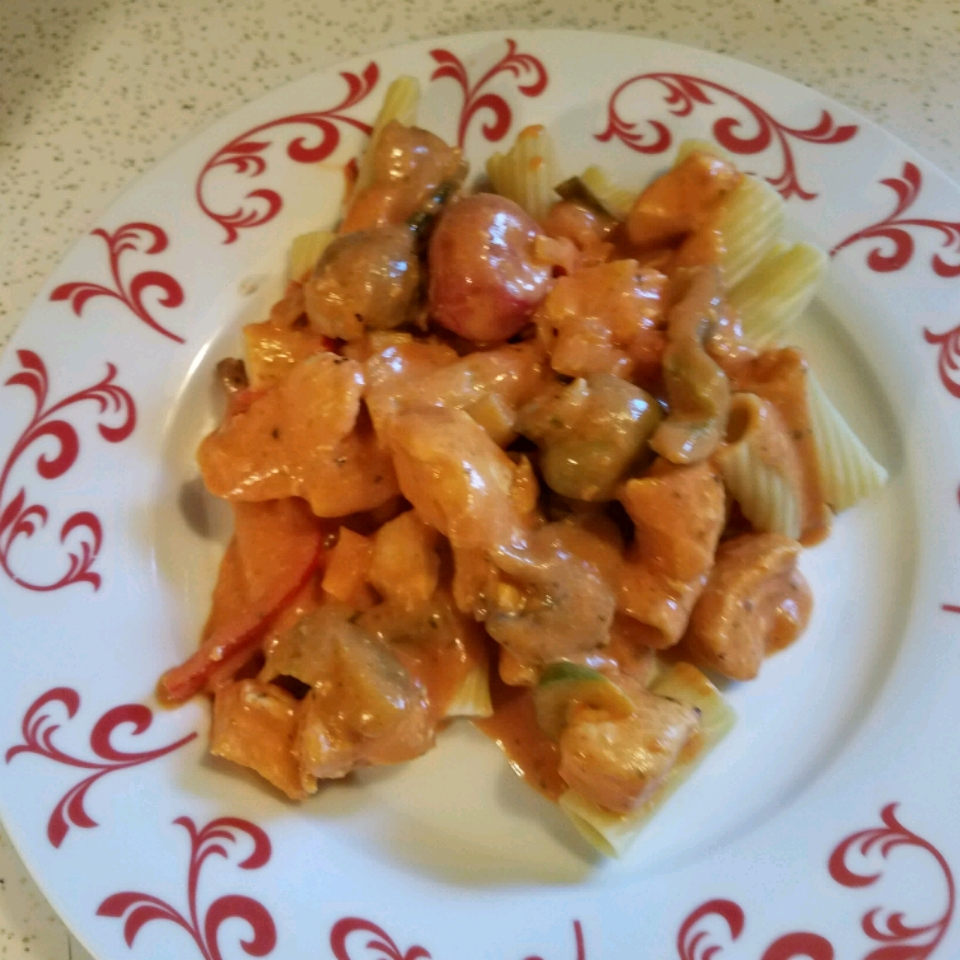 Chicken Riggies I Tamara