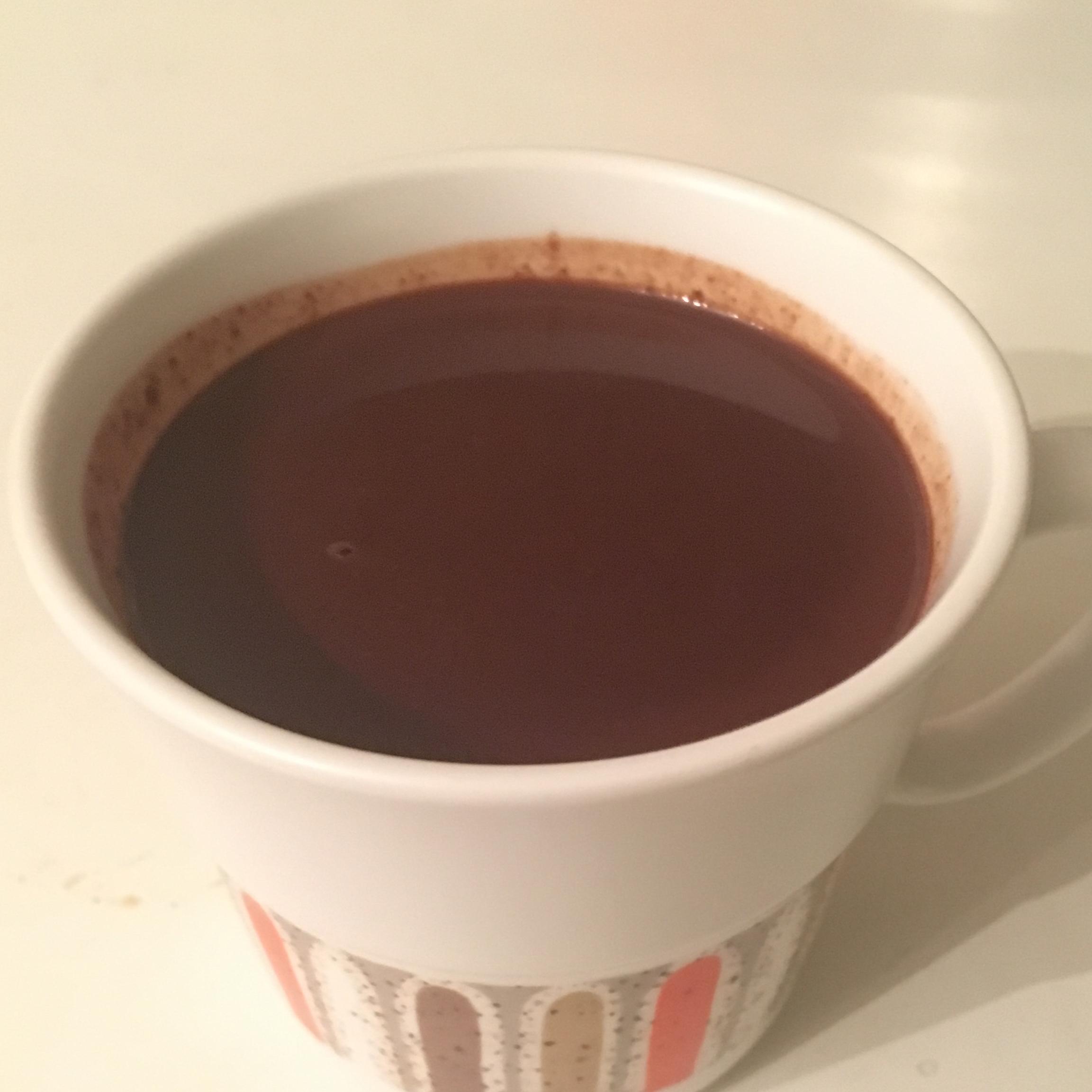 Heavenly Drinkable Chocolate Laila V