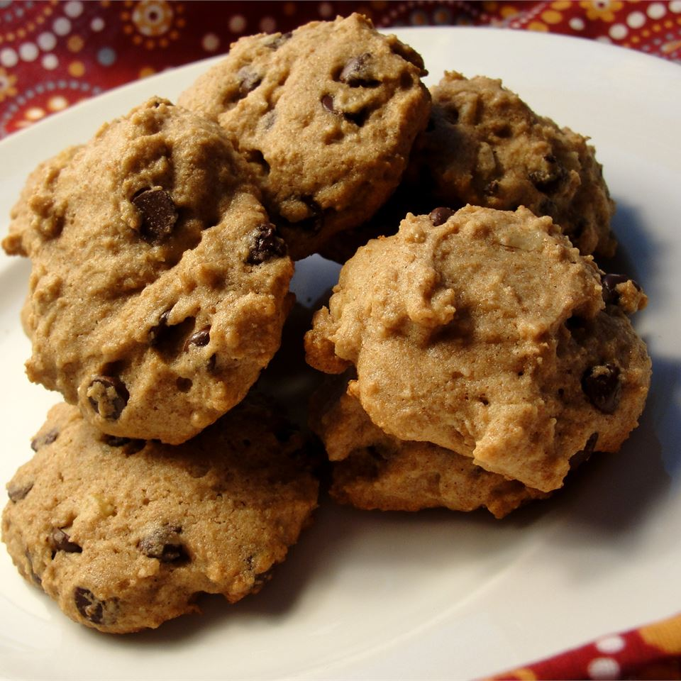 Best Whole Wheat Chocolate Chippers Rock_lobster