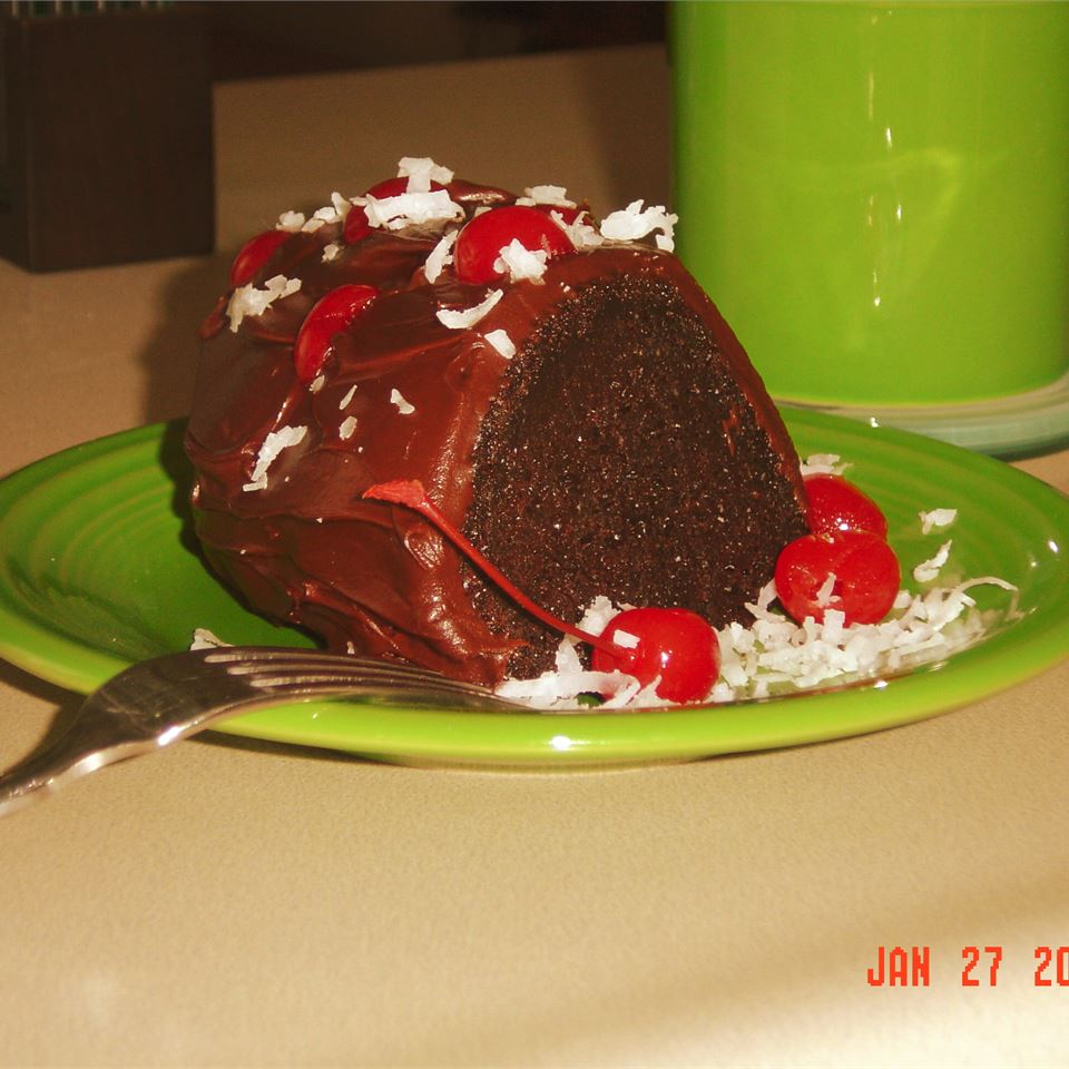 Chocolate Cherry Cake III Tracy Ann
