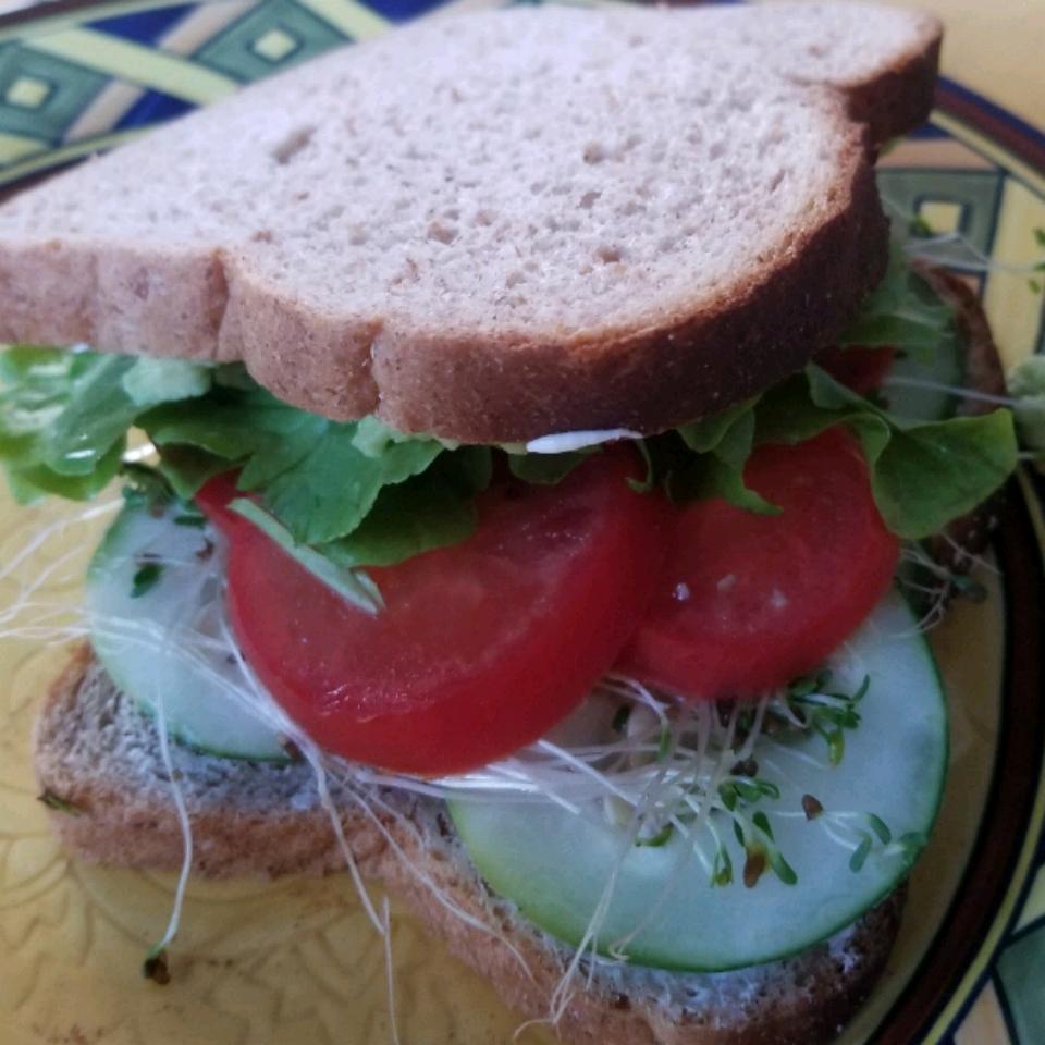 Cucumber Sandwich Sheri Falconio