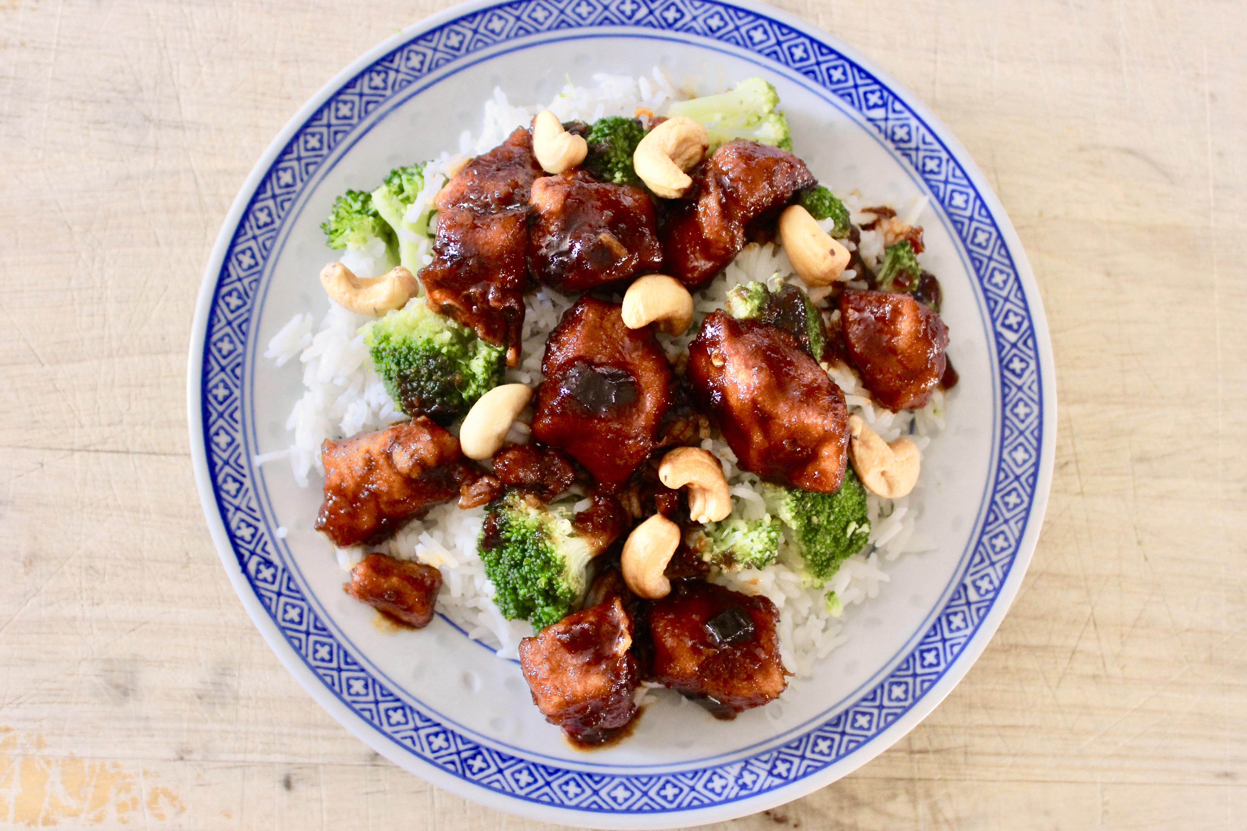 Slow-Cooked Cashew Chicken SunnyDaysNora