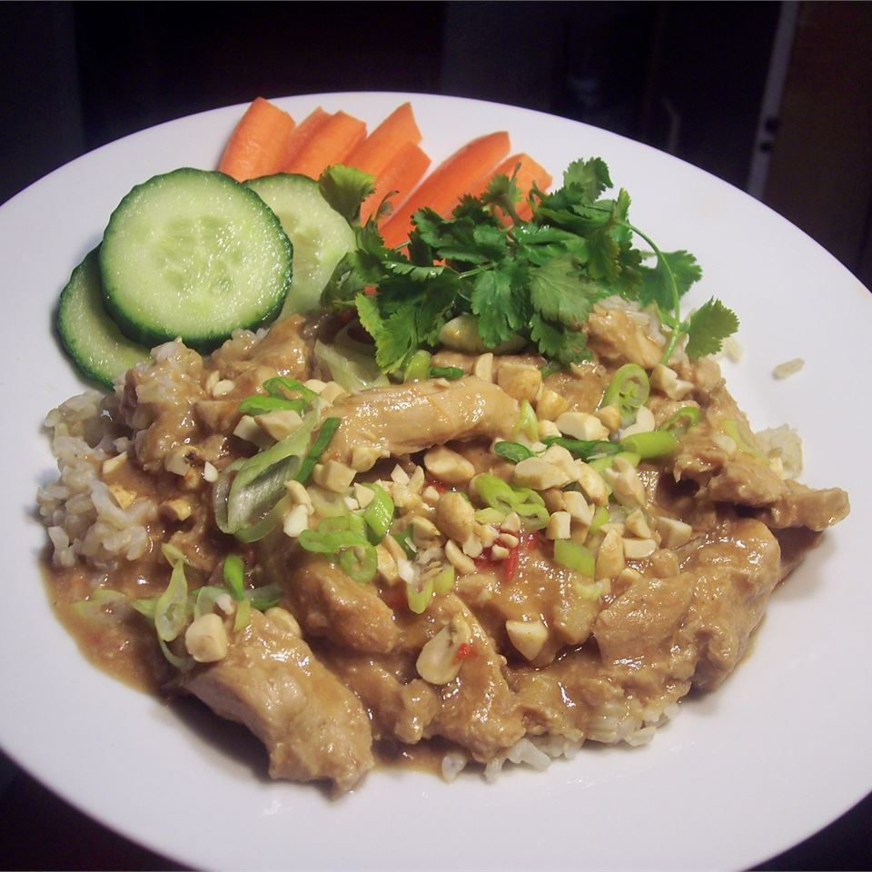 Slow Cook Thai Chicken DELTAQUEEN50