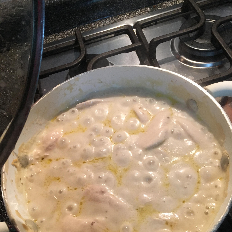 Cream of Mushroom Chicken Lvmeam