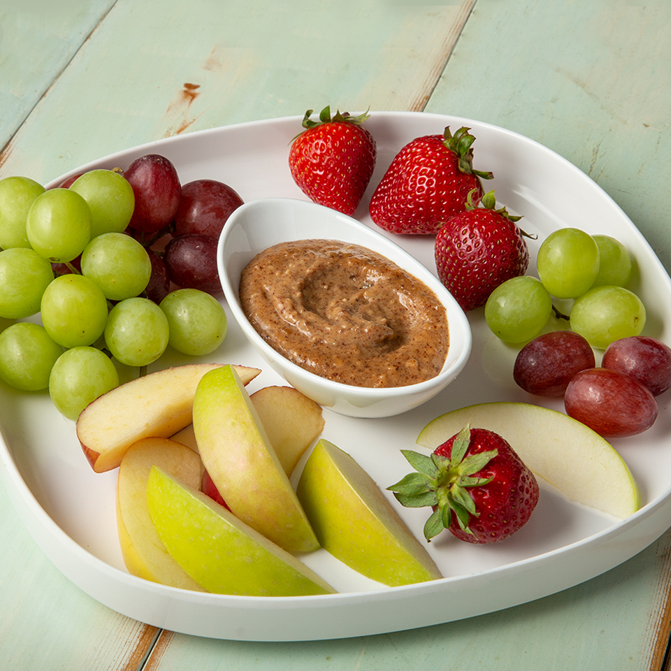 Apple Almond Butter Dip