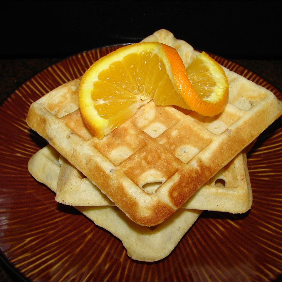 Nutty Pecan Waffles GodivaGirl