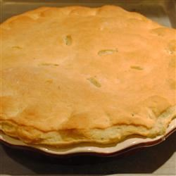 Marie-Eve's Turkey Pot Pie Pam Ziegler Lutz
