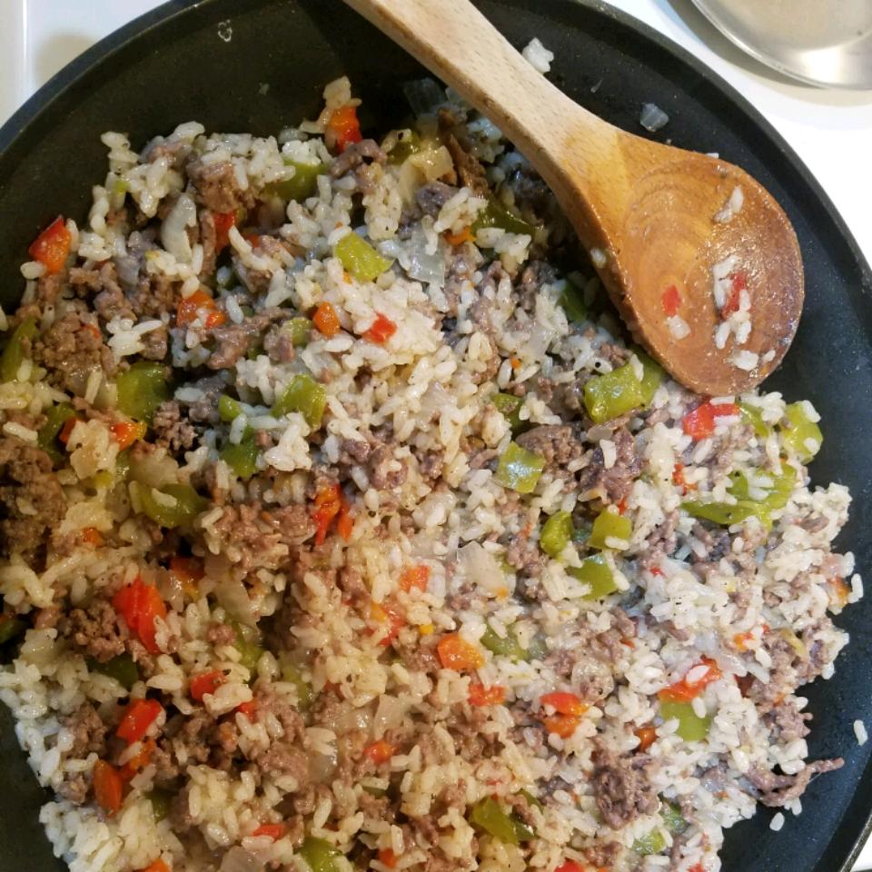 Ann's Dirty Rice Qbeam